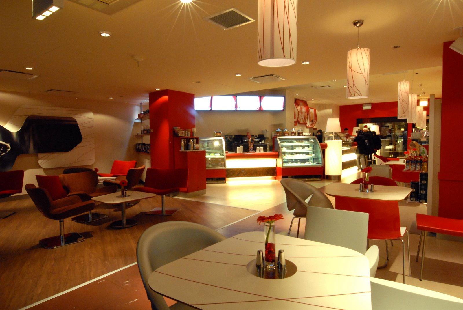 Lavazza Cafe Chicago Menu