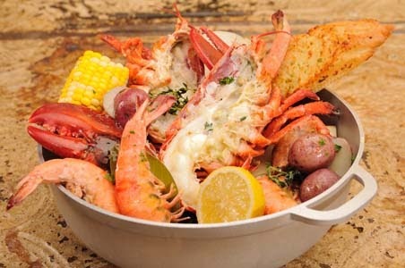 Pappadeaux Seafood Kitchen | Kurman Communications, Inc.